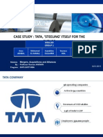 Tata Case Study