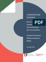 Consortium Bidding Guide