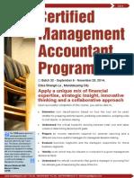CMA PDF Syllabus