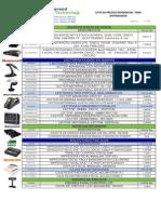 Lista Junio 2013- Pos Actualizada 20-06-2013