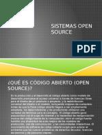 Sistemas Open Source