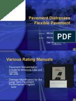 Pavement Distress Handout