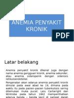 Anemia Penyakit Kronik