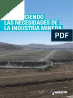 Mining Brochure Sp
