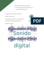 Qué Es El Sonido Digital