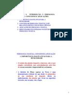 Grad Unidade I - Fisiologia Vegetal - Conceito e Aplicações