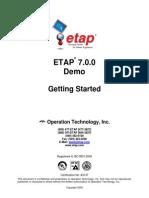 Etap 70 Demo Guide