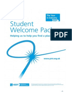 Welcome Pack 2015-16