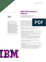 IBM SPSS Statistics.PDF