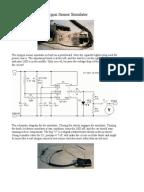 Cosworth ECU Wiring Diagrams Sensor Relay