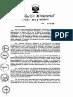 R.M. N° 054-2015-MINEDU-MODIFICAN METAS REUBICACION DE ESCALA