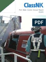 Port State Control - 2014