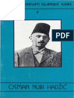 Osman Nuri Hadžić