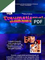 Traumatismele OMF La Copii