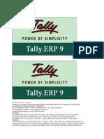 Tally finance