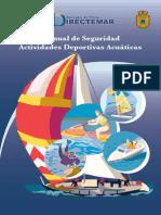 Manual de Seguridad de Actividades Deportivas Acuaticas