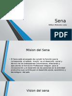 Sena Presnetacion