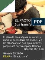 El Pacto-2da Transferencia