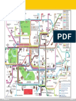 Key Bus Routes in Central London