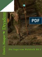 Die Saga Vom Waldvolk 01 - Drya - Niespor, Doris L
