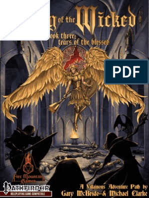 Fire Mountain Games - Way of the Wicked Book 3 - Tears of