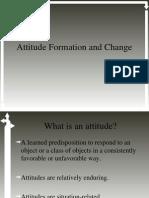Attitude in ob