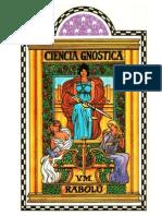 Ciencia Gnostica - V.M. Rabolu
