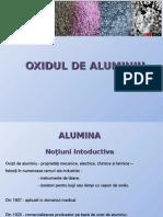 Oxidul de aluminiu