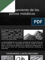 Polvos metalicos