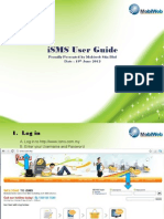 Isms End User Guide Rev 1