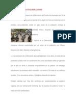 Conflictos Sociales en Puno