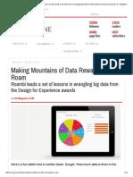 UX Data