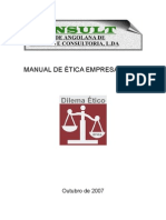 MANUAL ETICA EMPRESARIAL
