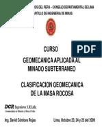 Clasificacion Geom MasaRocosa