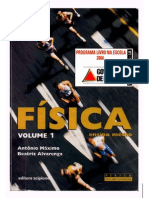 Curso de Fisica Vol 1 - Antonio Maximo & Beatriz Alvarenga