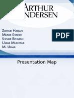 Presentation Arthur Andersen
