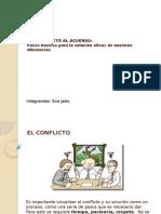 Relaciones Humanas - Del Conflicto Al Acuerdo