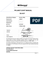 DA40 Flight Manual