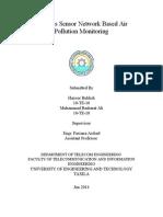 Final 8th Semester Report APD