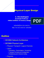 WCDMA Physical Layer