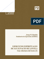 Discernimiento espiritual-San Ignacio de Loyola