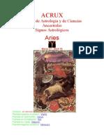 ACRUX ASTROLOGIA CONCEPTOS