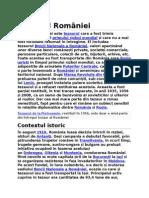 Tezaurul României