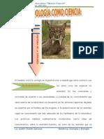 Zoologia Como Ciencia