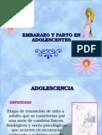 135255834 Embarazo en Adolescentes Ppt