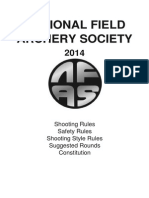 NFAS Rule Book 2014