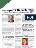 January 20, 2010 Sports Reporter
