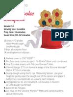 Flower Cookie Bouquet Recipe