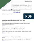 Language Handbook Worksheets Answer Key PDF