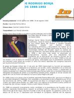 Rodrigo Xavier Borja Cevallos Socieconomia 2
